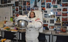 Science teacher continues astronaut training