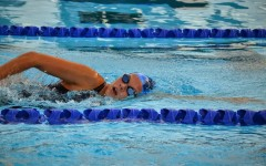 Swimmers prepare for districts