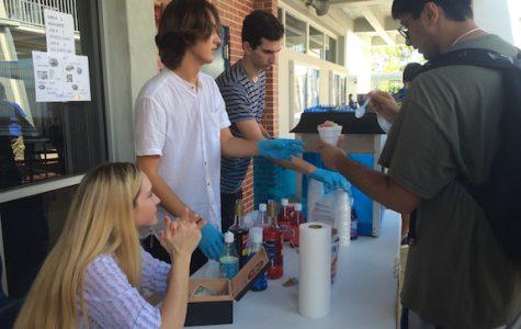 Junior Class begins fund-raiser Fridays