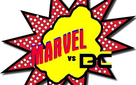 Marvel vs. DC Final Four