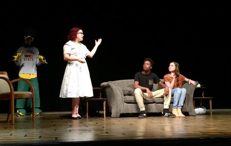 Troupe 6034 gracious after One Act successes