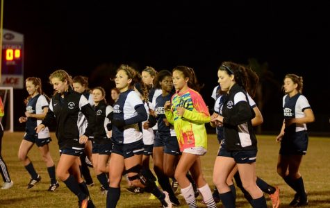 Girls prepare for district final against Edgewood