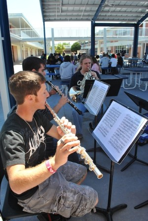 Area students to attend alternative Homecoming event