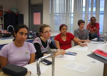Academic Team wins district tournament