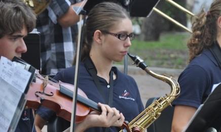Jazz band abandons MPA