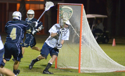 Boys rally for first-ever varsity lacrosse win