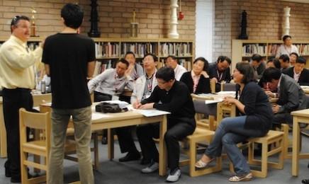 Chinese principals study West Shore ways