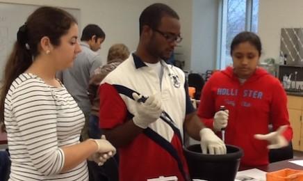 AP Bio students explore UF