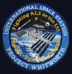Patch commemorates Project Whitworth