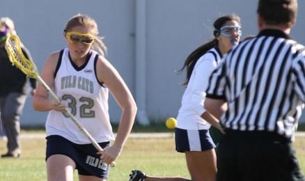 Girls' lacrosse tramples Eau Gallie
