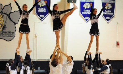 Cheer team to participate in UCF summer camp
