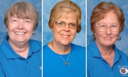 Three teachers step into retirement
