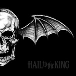 Hear ye, hear ye, bow down to A7x's new release