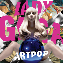 Gaga's ARTPOP bursts with repetition