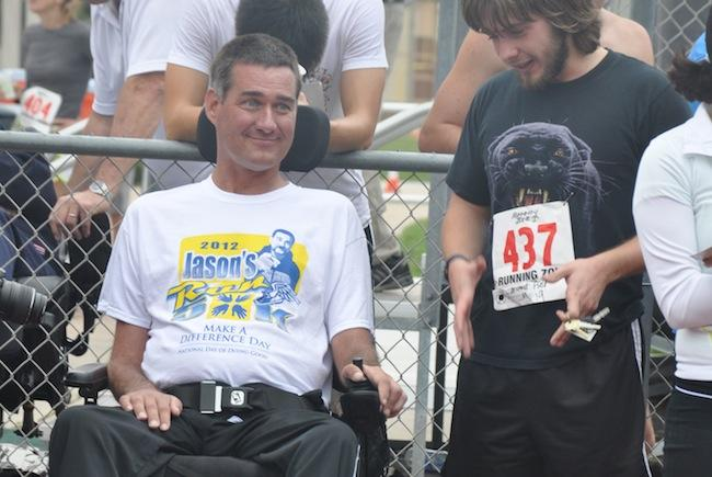 Jason+Whitworth%2C+who+taught+and+coached+at+West+Shore+for+years%2C+suffers+from+ALS.