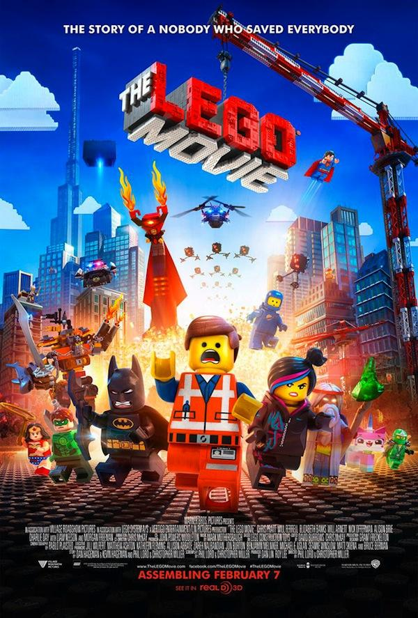 'Lego Movie' uses childish elements to grow into treat for all ages