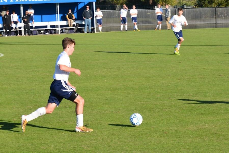 Wildcats' run ends on penalty kick