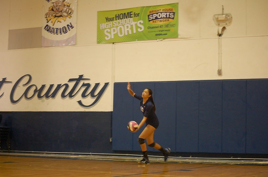 Athlete of the week: Giao Huynh