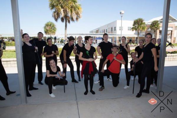 West Shore drama troupe 6034.