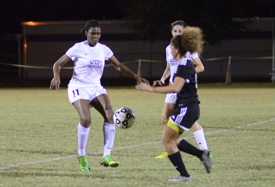 Lady 'Cats fall behind Indians in district standings