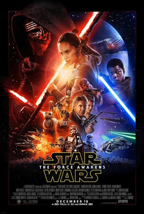 'Force Awakens' returns Star Wars to glory