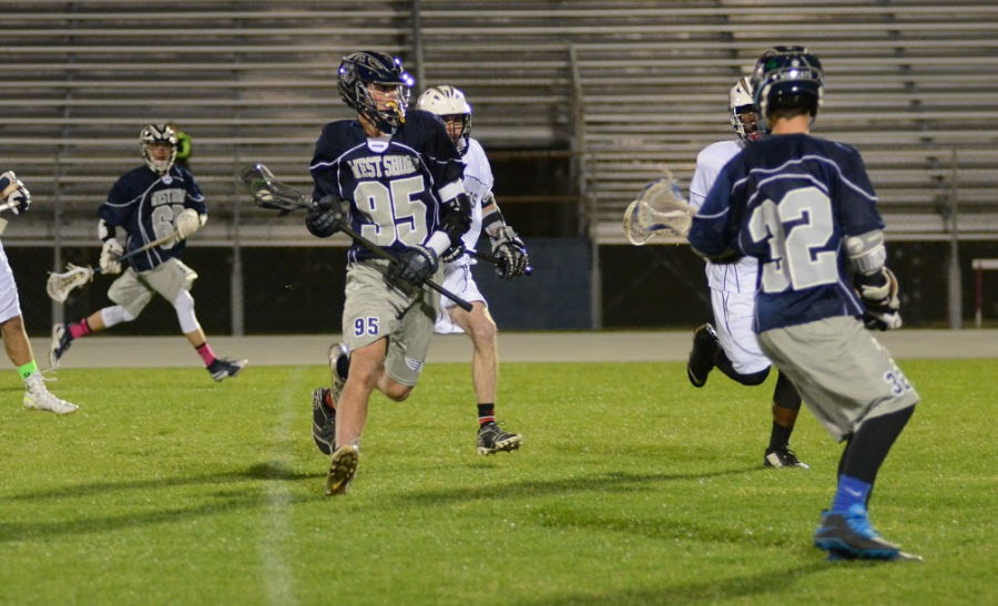 Boys Lax prepares for rival match