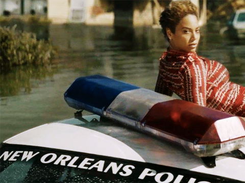 Beyoncé's Formation video has drawn controversy since its Feb. 6 release.