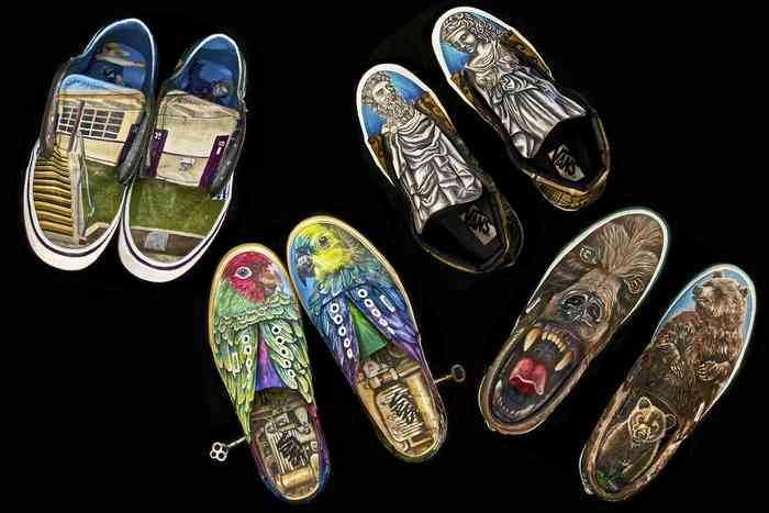 These+shoes%2C+designed+by+students+at+Carlsbad+High+School+in+California%2C+placed+first+in+2015.+