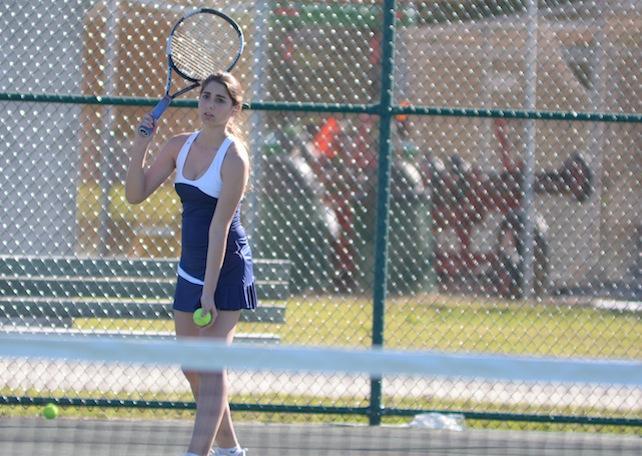 Tennis teams end season at regionals