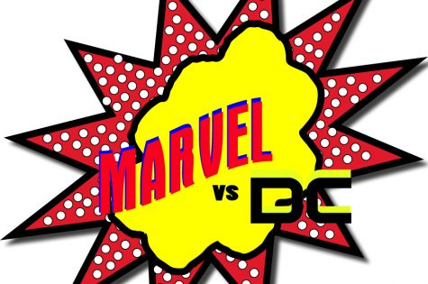 Superhero Showdown Sweet 16
