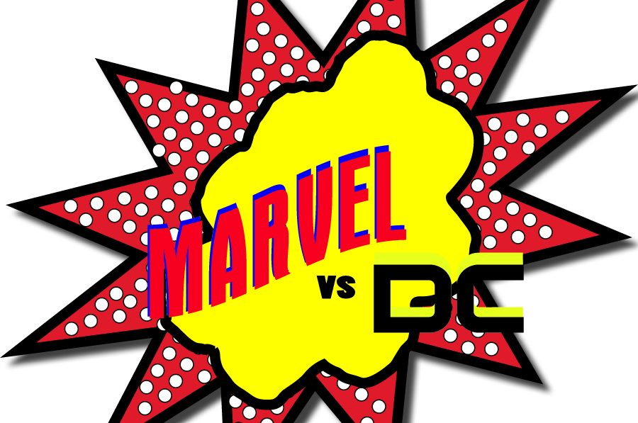 Marvel vs. DC Final Four
