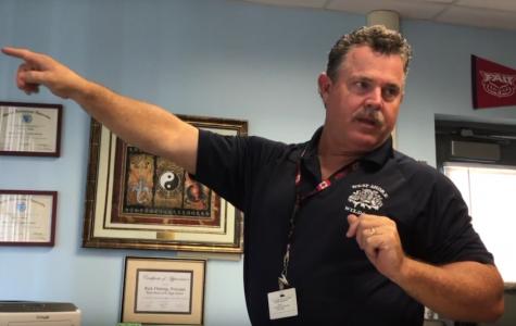 Principal Fleming recounts Hurricane Andrew