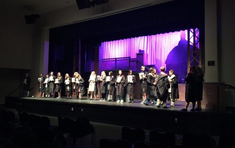 Middle-school cast prepares its wands for Saturday musical