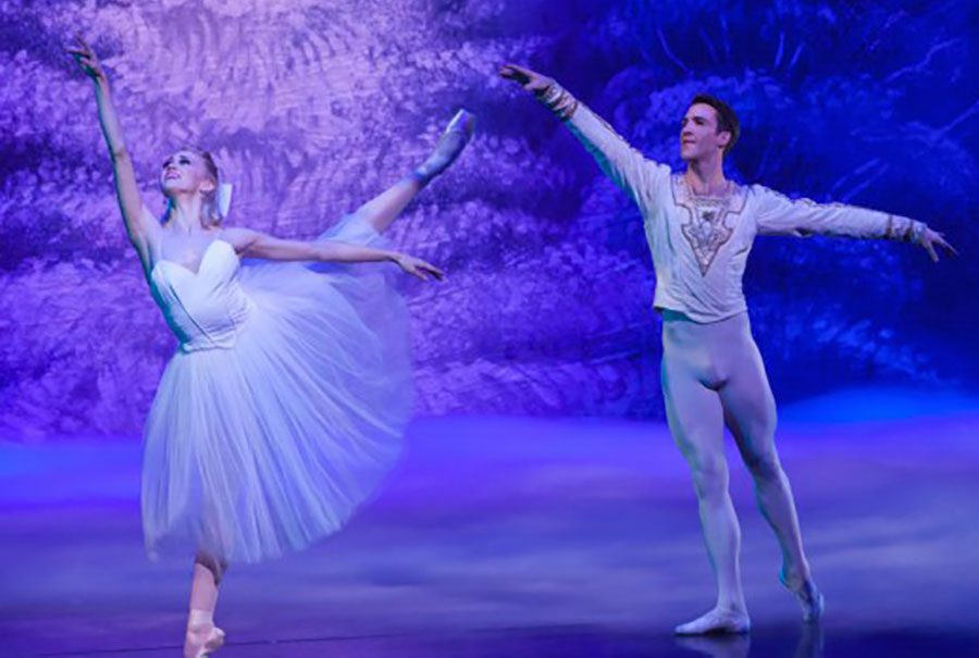 """""""The Nutcracker"""" ballet will be performed at the King Center."""