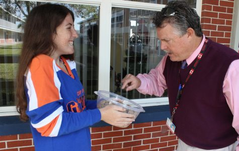 Principal of Year recognition keeps Fleming busy