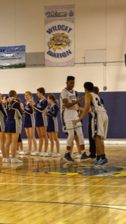 Holding informational meetings in gym upsets basketball schedule