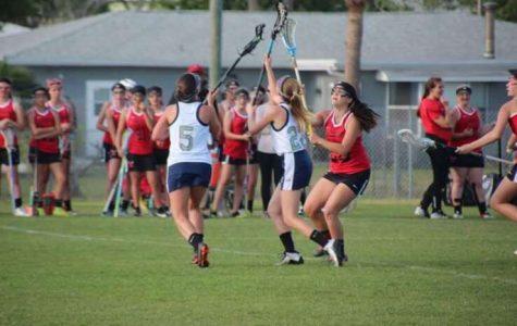 Girls' lacrosse falls to Viera 21-1