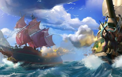 'Sea of Thieves' game features pirates