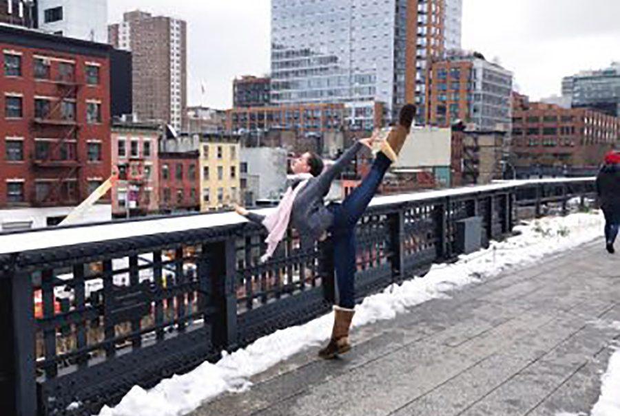 Freshman+Bailey+Hetzel+visited+New+York+in+February.