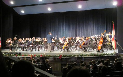 Winter Concert blends band, orchestra in harmony