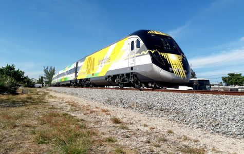 New train to zoom through Brevard