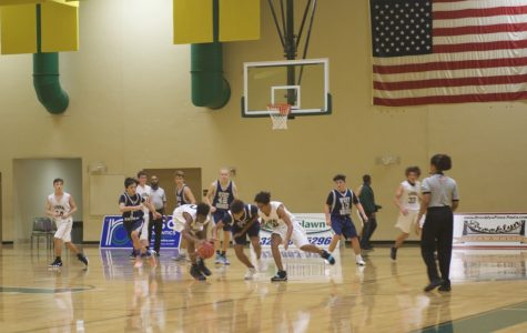 JV boys' basketball falls to Viera