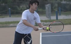 Tennis team looks to maximize time off