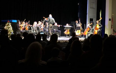 Winter Orchestra Concert hits right notes