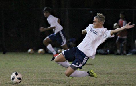 Boys' soccer beats Viera 5-1