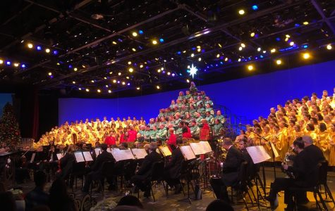 Choir celebrates holidays with Disney shows