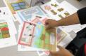 Art students illustrate children's book