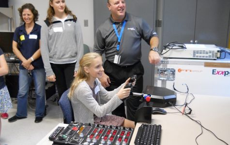 Local companies will share technology at STEM Night