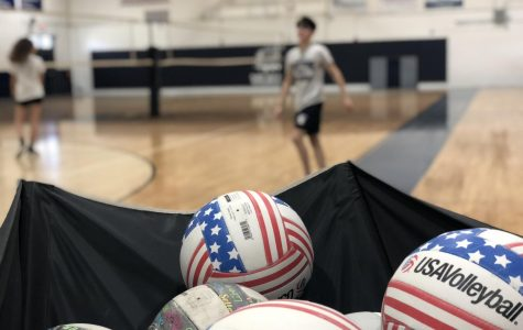 The fall of in-school volleyball