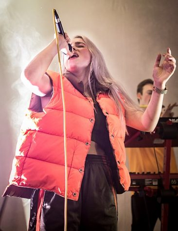 Billie Eilish releases new single